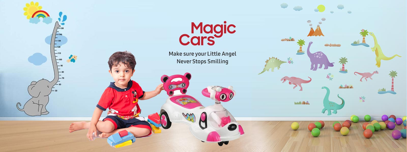 Baby Swing Car Manufacturers in Virar