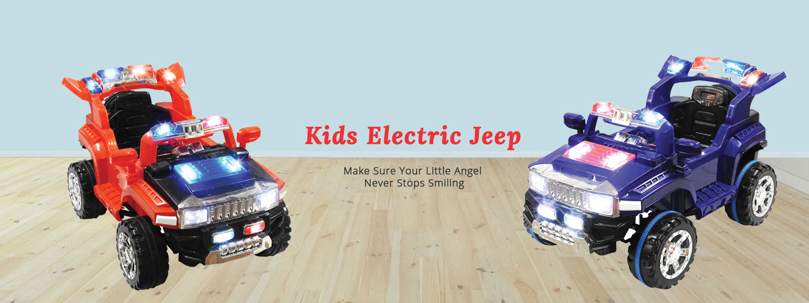 Kids Electric Jeep Manufacturers in Noida