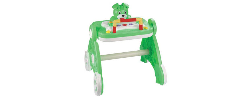 Things to Consider While Selecting a Baby Walker