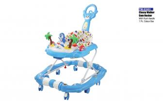 Baby Walker Cum Rocker with Push Handle Manufacturers in Bhiwandi