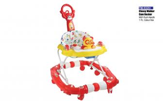 Baby Walker With Push Handle Manufacturers in Bareilly
