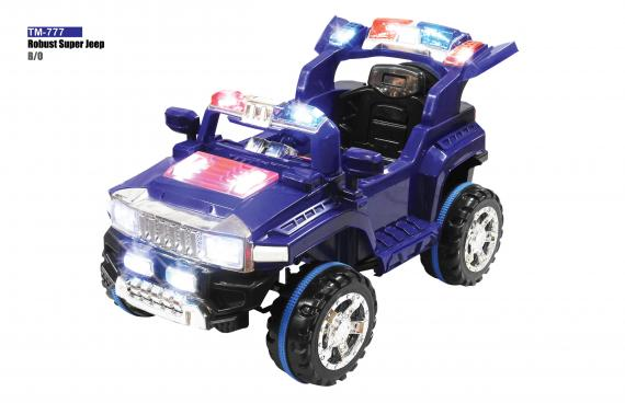 Battery Operated Kids Jeep Manufacturers in Rajkot