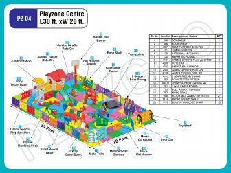 Indoor Play Centre Series Manufacturers in Agra