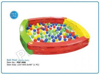 Kids Ball Pools Manufacturers in Bhavnagar