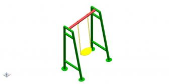 Kids Outdoor Swings Manufacturers in Agra