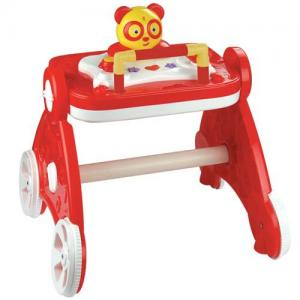 Baby Activity Walker: Red
