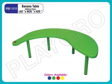 Banana Table