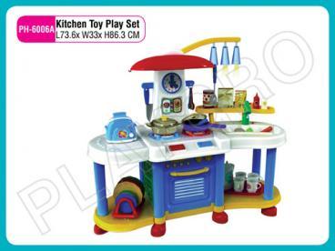 Kitchen Toy Play Set