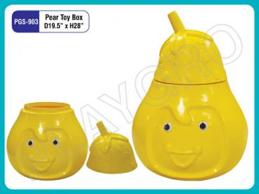 Pear Toy Box