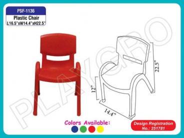 School Plastic Chair