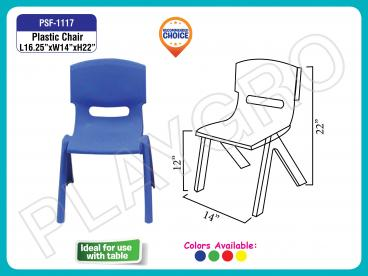 School Plastic Chair