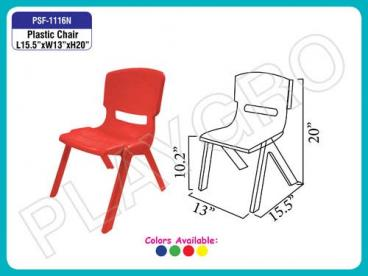 School Plastic Moulded Chair