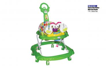 Smarty Baby Walker with Push Handle