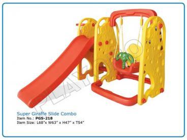 Super Giraffe Slide Combo