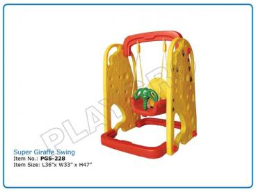 Super Giraffe Swings